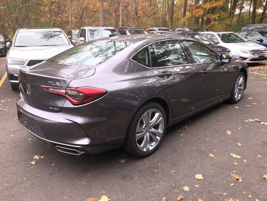 2021 acura tlx technology package sh-awd framingham ma